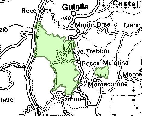 Inquadramento territoriale di it4040003