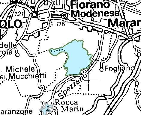 Inquadramento territoriale di it4040007