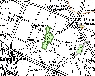 Inquadramento territoriale di it4040009
