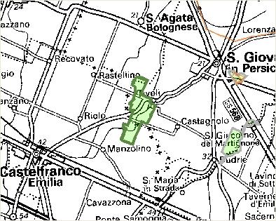 Inquadramento territoriale di it4040009