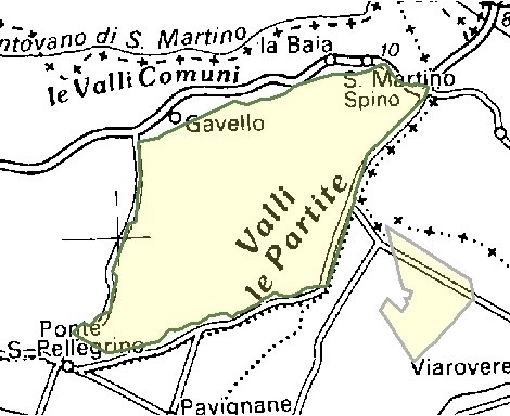Inquadramento territoriale di it4040014