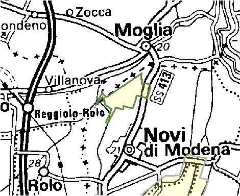 Inquadramento territoriale di it4040016