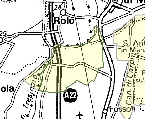 Inquadramento territoriale di it4040017