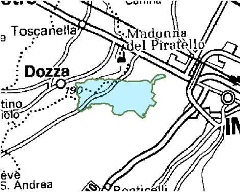 Inquadramento territoriale di it4050004