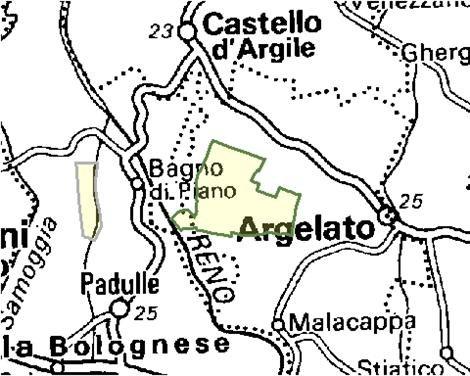 Inquadramento territoriale di it4050026