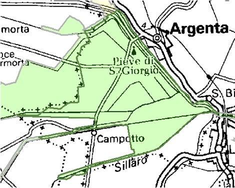 Inquadramento territoriale di it4060001