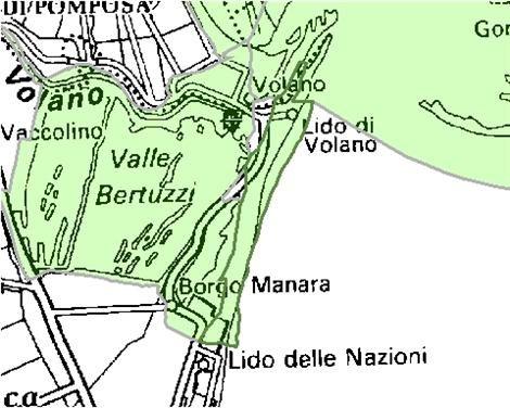 Inquadramento territoriale di it4060007