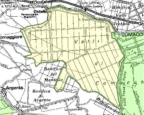 Inquadramento territoriale di it4060008