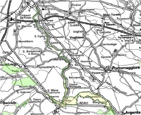 Inquadramento territoriale di it4060017