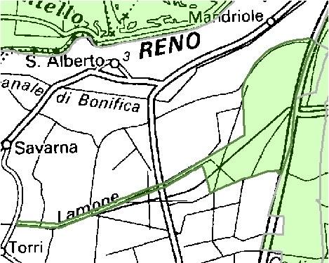 Inquadramento territoriale di it4070001