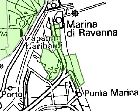 Inquadramento territoriale di it4070006