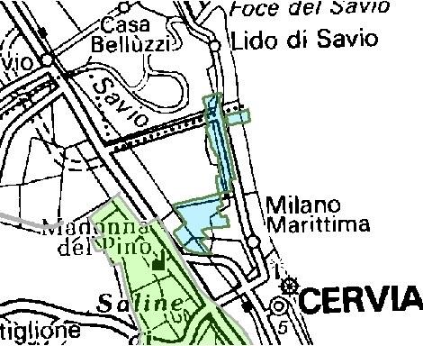 Inquadramento territoriale di it4070008