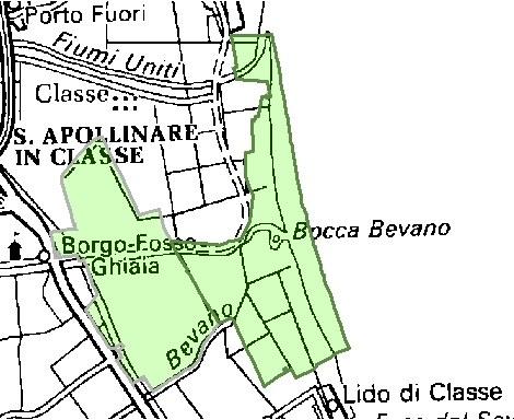 Inquadramento territoriale di it4070009