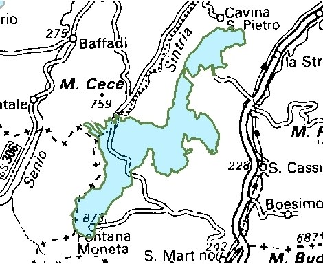 Inquadramento territoriale di it4070016