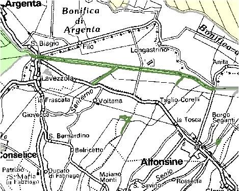 Inquadramento territoriale di it4070021