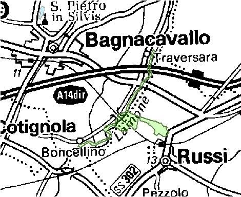 Inquadramento territoriale di it4070022