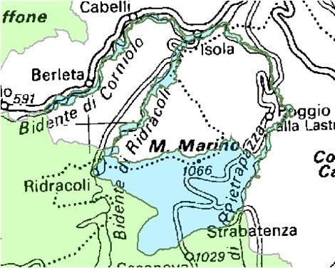 Inquadramento territoriale di it4080011