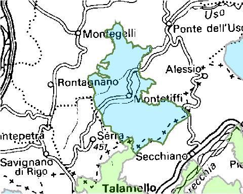 Inquadramento territoriale di it4080013