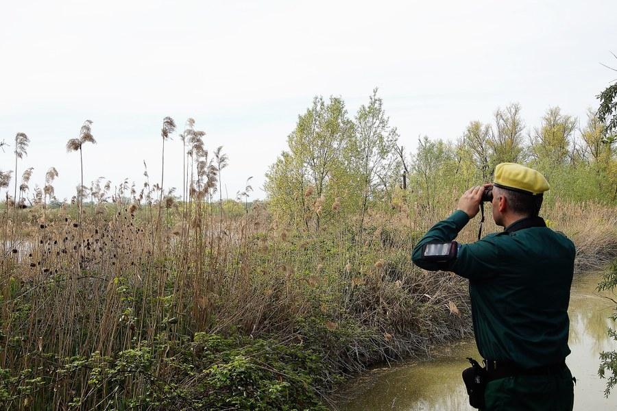 Guardie ecologiche Legambiente Ravenna