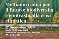 Biodiversità e contrasto alla crisi climatica (webinar del 17 novembre 2020)