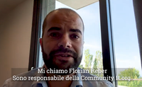 Video intervento di Florian Reber - World Economic Forum