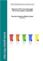 Copertina rapporto servizi 2014