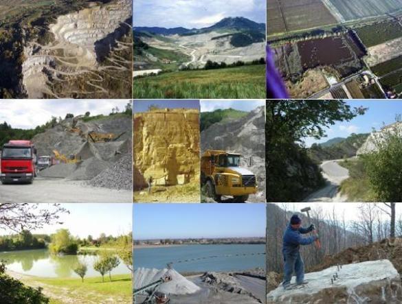 Attività Estrattive e minerarie