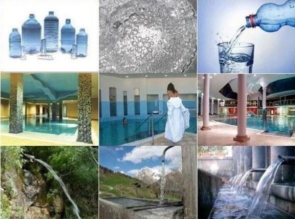 Acque minerali termali e di sorgente