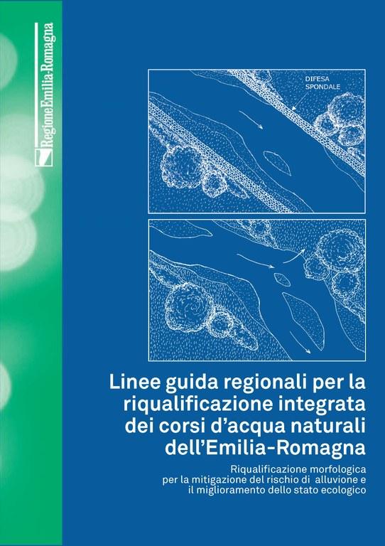 Copertina Linee Guida riqualificazione fluviale