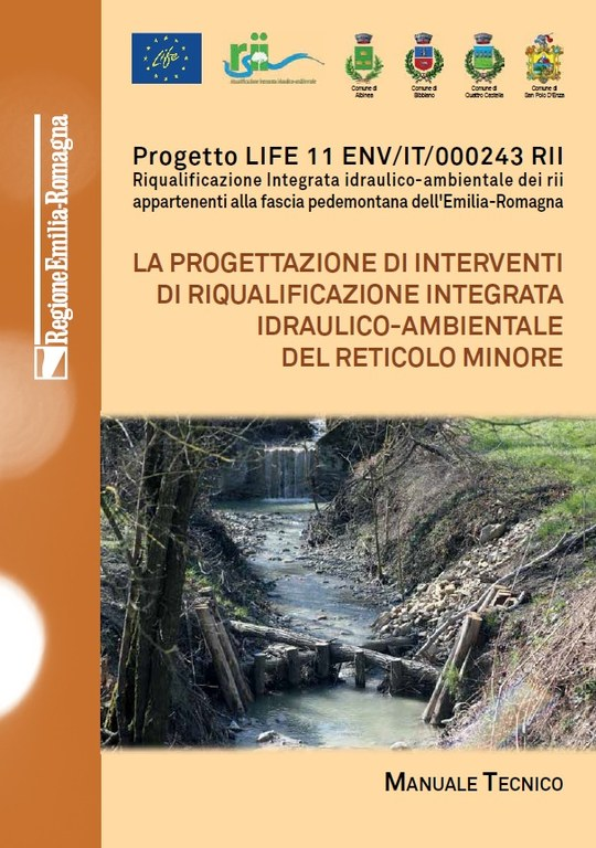 Copertina Manuale Tecnico LIFE RII