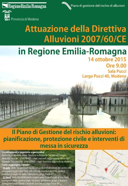 Locandina IncTecnico Modena