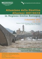 Locandina Meeting Direttiva Alluvioni