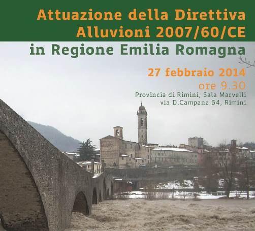 Locandina incontro Rimini