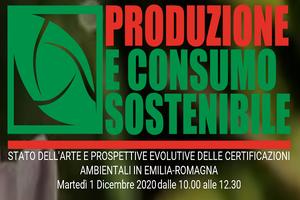 Certificazioni ambientali stato dell'arte e prospettive evolutive